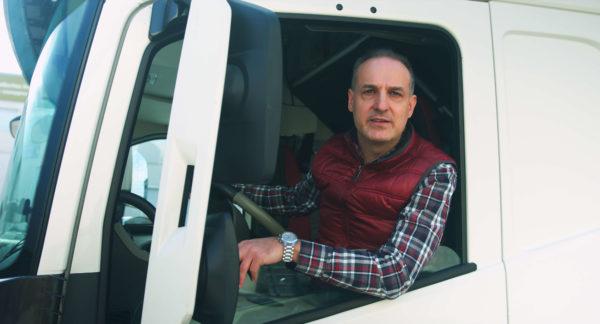 Transportistas de mercancías por carretera, el motor de nuestra sociedad